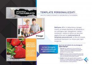 template reklama