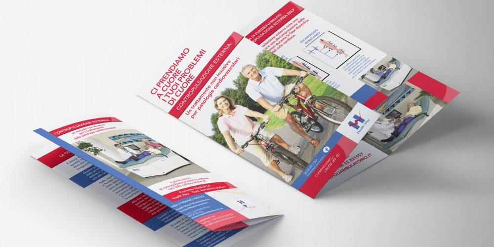 Brochure personalizzate